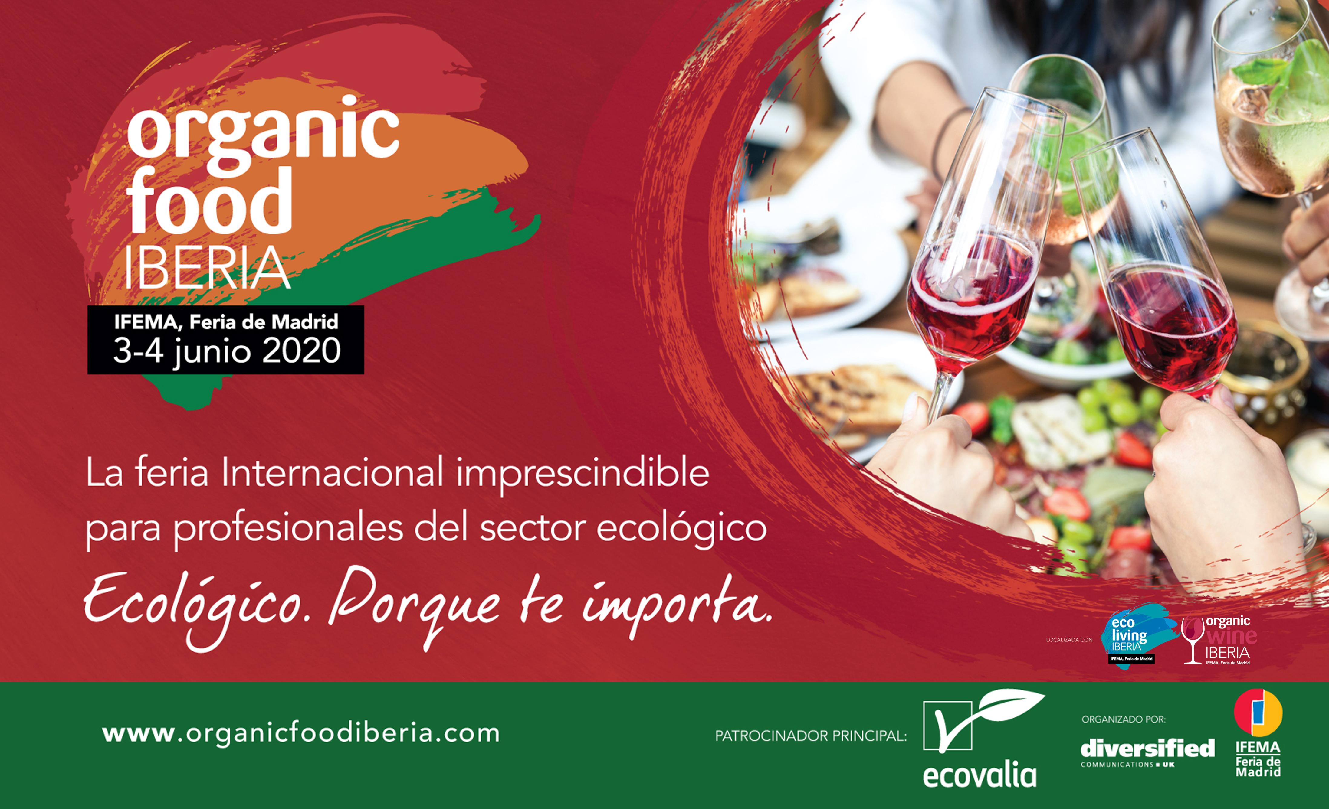 ORGANIC FOOD IBERIA 2020