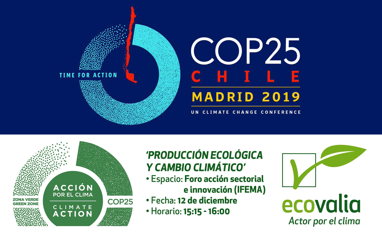 PARTICIPACIÓN COP 25